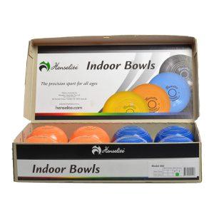 Indoor Lawn Bowls