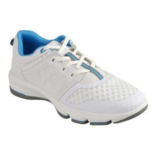 Lawn Bowls Bowling Shoes | Buy METRO 54 - WHITE [HENSELITE]