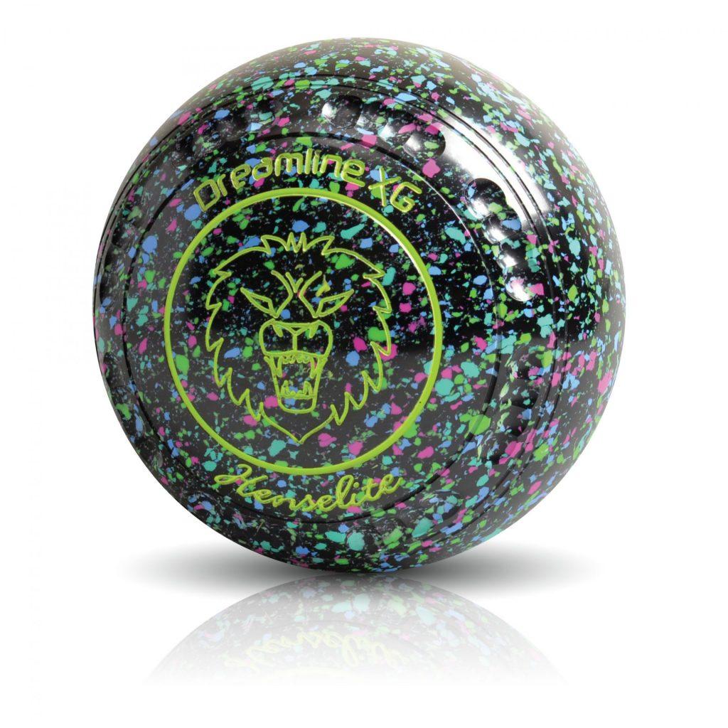 Henselite Dreamline XG | Buy Henselite Dreamline XG Black Speckled Mystic Bowls