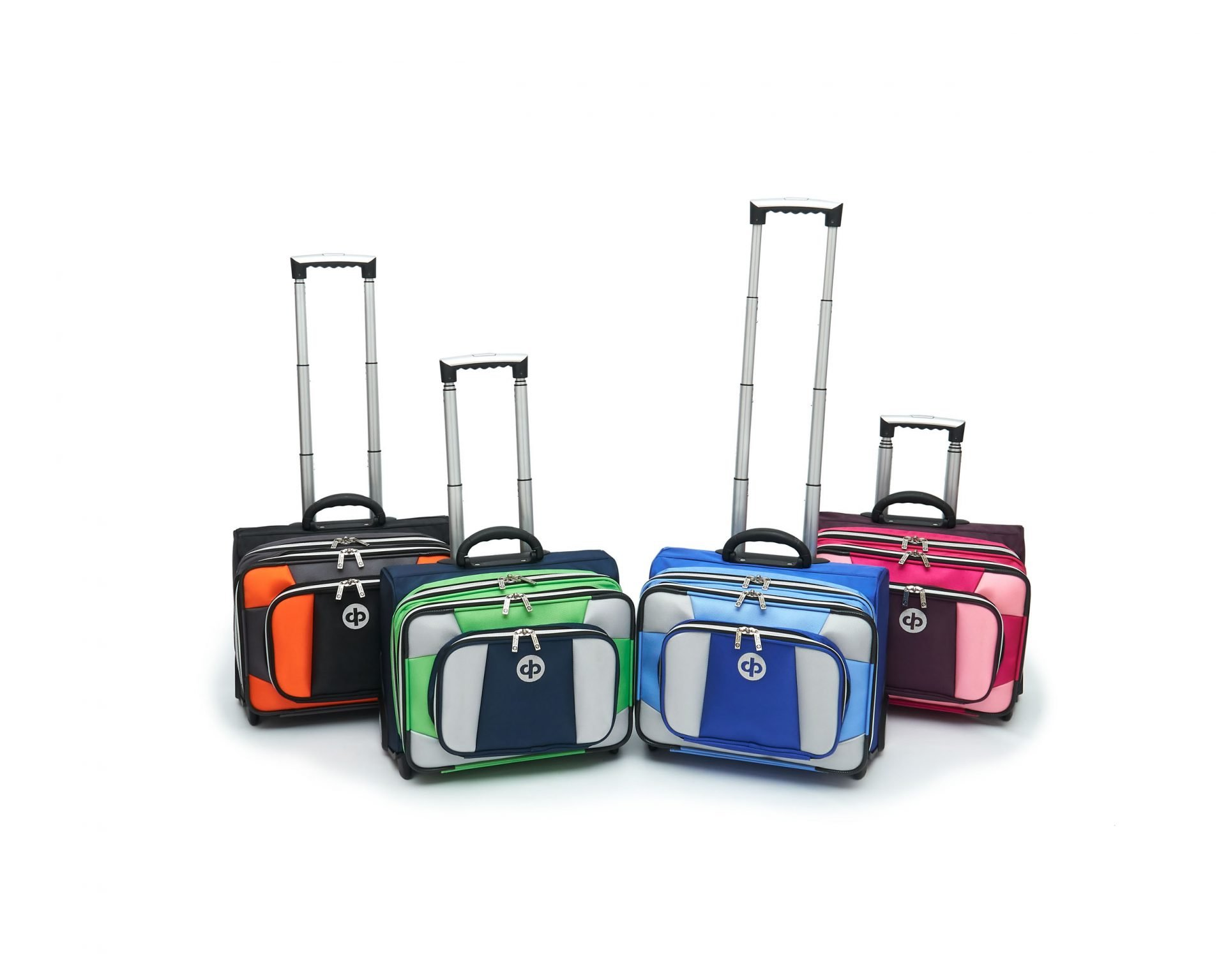 Drakes Pride Low Roller Trolley Bag