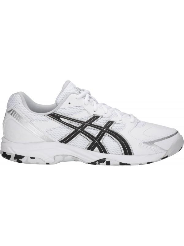 Asics Gel-Shepparton 2 Mens Lawn Bowls Shoes - White/Black