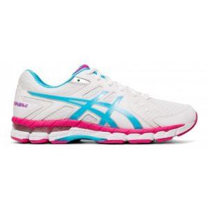 Ladies Bowls Shoes | Buy Asics Gel-Rink Scorcher 4 (D) Womens Bowls Shoes White/Aquarium