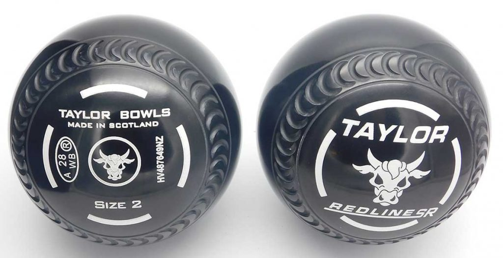 Taylor SRV Lawn Bowls For Sale | Buy Online with Ozybowls
