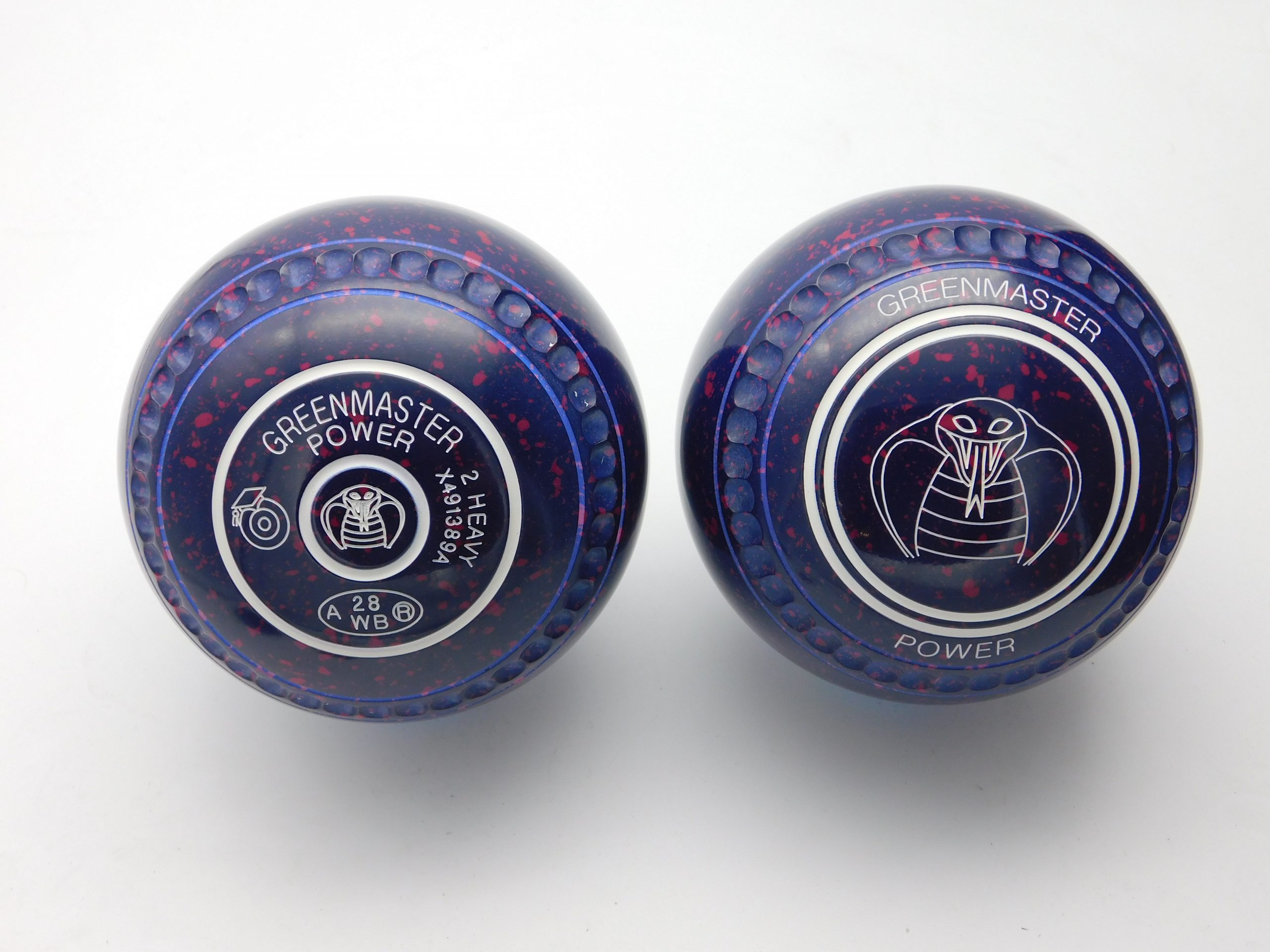 Greenmaster Bowls Colours