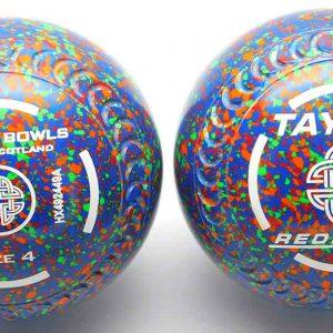 Taylor Redline SR Lawn Bowls | Buy Online