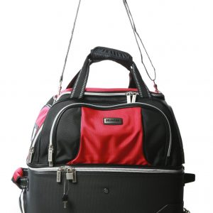 Lawn Bowls Trolley Bags For Sale | Buy Large Carry & Wheel Bag [Hunter]