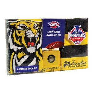 Lawn bowls gift pack
