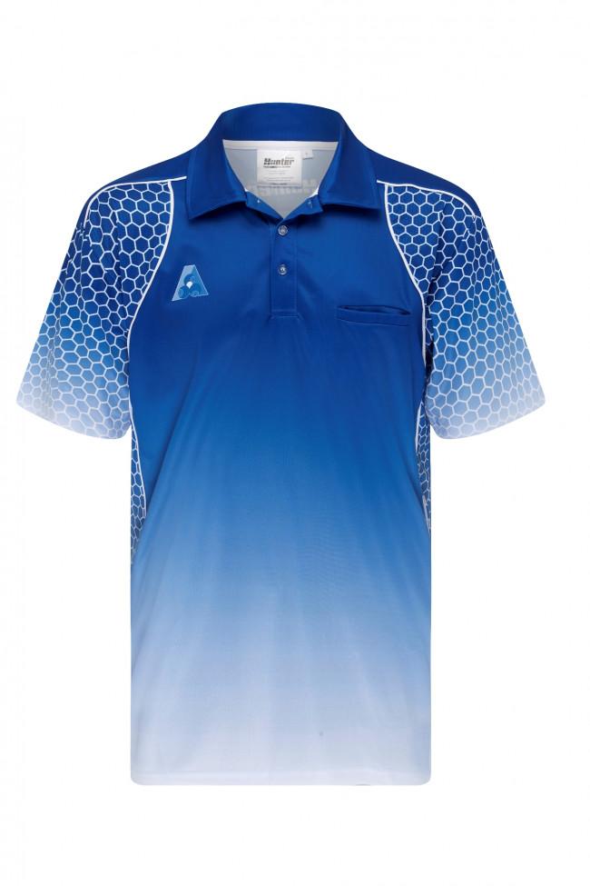 Lawn Bowls Shirts   Buy Hunter Mens Platinum Shirt [HUNTER]