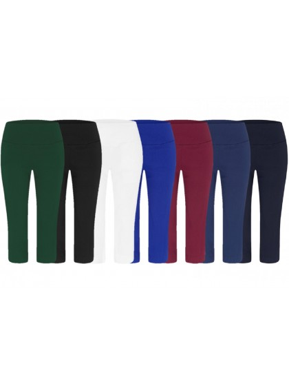 Coloured lawn bowls pants