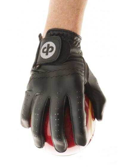 Lawn bowls gloves