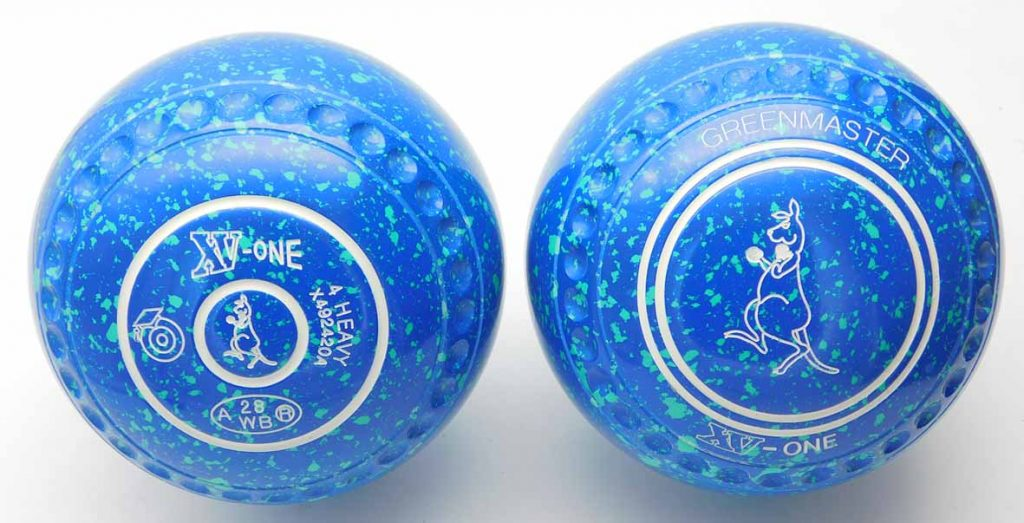Greenmaster Bowls Australia   Buy GREENMASTER XVOne CUSTOM BOWLS SET