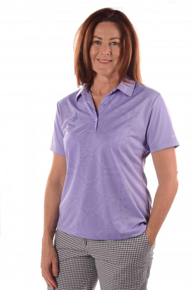 Ladies lawn bowls polo shirts
