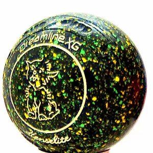 Lawn Bowls Shop Ozybowls   Buy HENSELITE DREAMLINE XG - SPIRIT CUSTOM BOWLS
